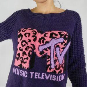 Good condition MTV sweater